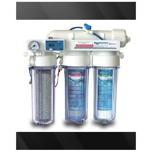 *OSMOSEUR OSMOPURE 75 GPD Aquatronica