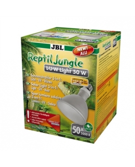 *LAMPE Reptil Jungle L-U-W light alu 50w JBL (sur commande 2pc)