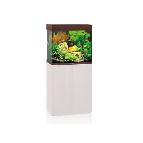 Aquarium LIDO 120 LED (2x12w) BRUN  JUWEL
