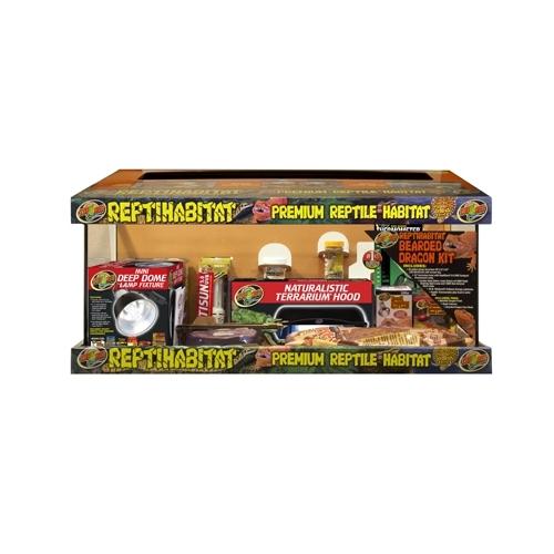 ReptiHabitat kit Dragon Barbu 76x30x30cm Zoomed
