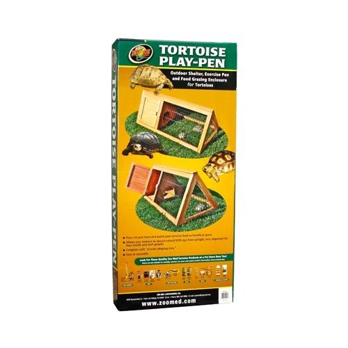 *TORTOISE PLAY PEN 48x41x99 cm  ZOOMED (sur commande)