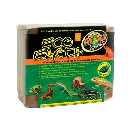Eco Earth 3 pack (2+ 1 offerte) Zoomed