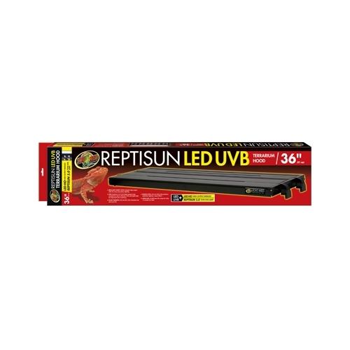*REPTISUN LED/UVB 39w 91cm ZOOMED (sur commande)