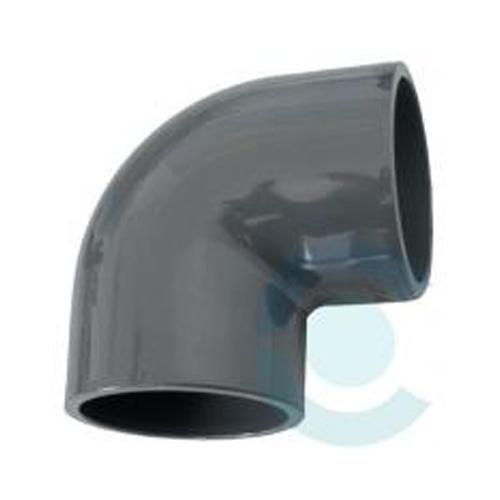 COUDE PVC FF 90°  20mm