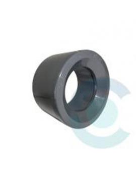 REDUCTION PVC  50-40mm *