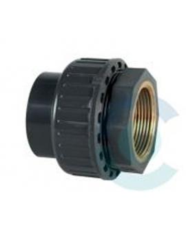 UNION PVC 3p  20mm *