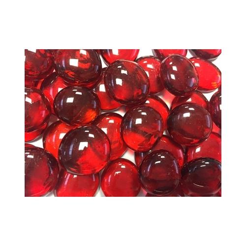 PERLE DE CRYSTAL rouge