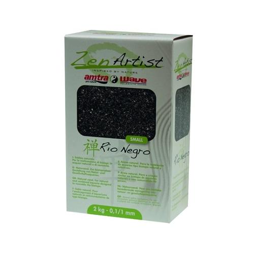 RIO NEGRO BLACK 0.1-1mm   2kg-------