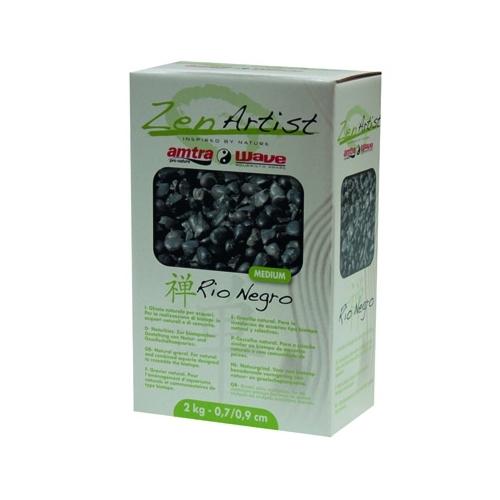 RIO NEGRO BLACK 0.7-0.9cm   2kg-------