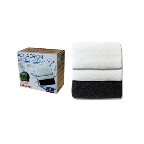 FILTER PAD SET AQUA ORION 25/40