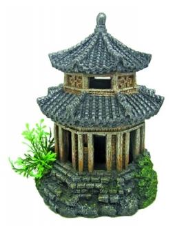 JAPAN TEMPLE 14x14x18cm