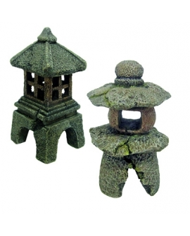 LOT LANTERN BALI M   2pc