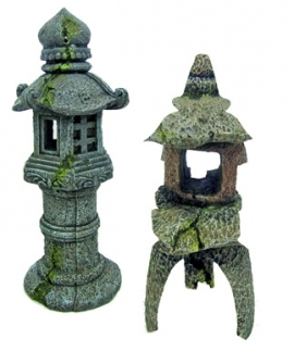 LOT LANTERN BALI L   2pc
