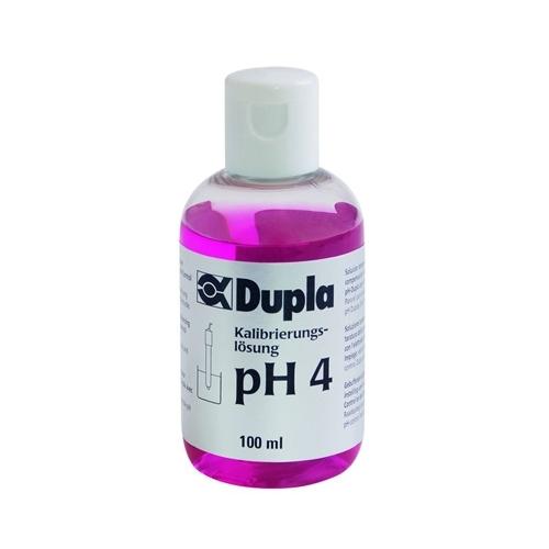 SOLUTION PH 4  100ML DUPLA