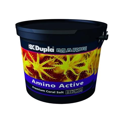 SEL DUPLA Amino Active seau 8kg PREMIUM CORAL SALT 240L