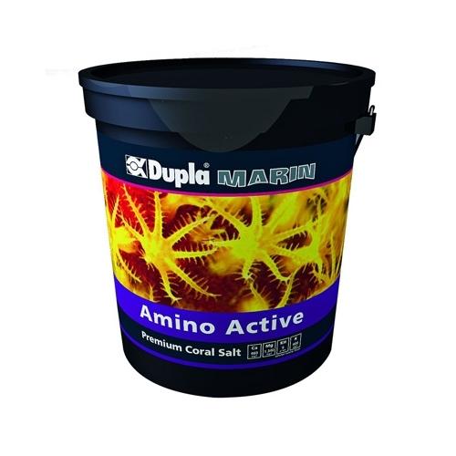 SEL DUPLA Amino Active seau 20kg PREMIUM CORAL SALT 600L