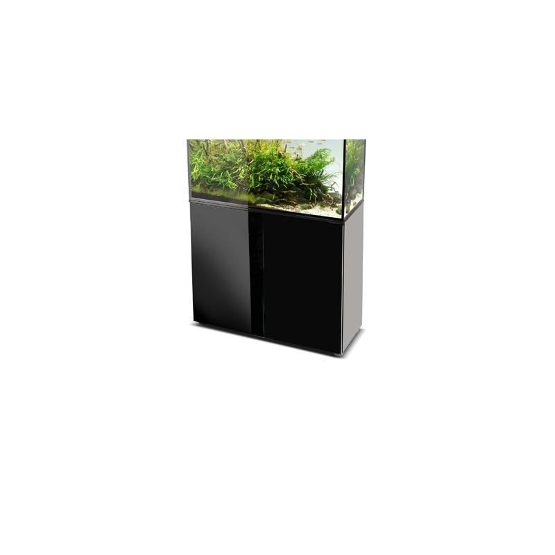 meuble glossy 100 noir sur commande hardy dewerse. Black Bedroom Furniture Sets. Home Design Ideas
