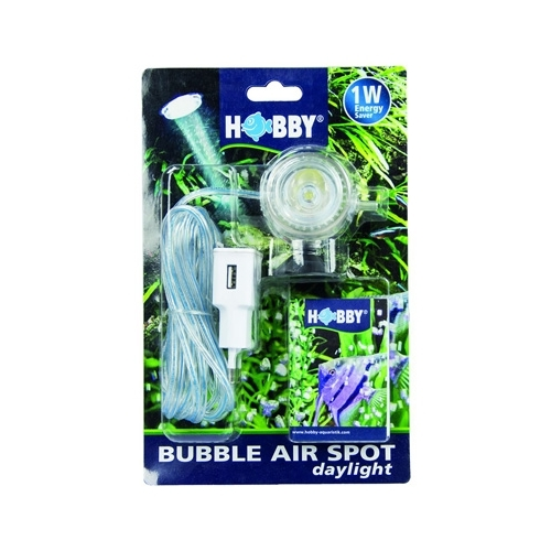 Spot submersible à led blanche 1w BUBBLE AIR DAILIGHT