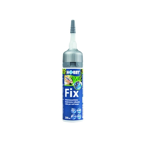 COLLE FIX sous marine 200ml noir HOBBY
