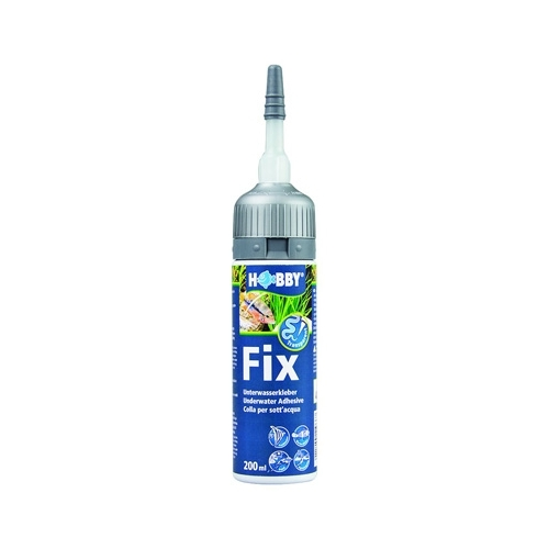 COLLE FIX sous marine 200ml transparent HOBBY