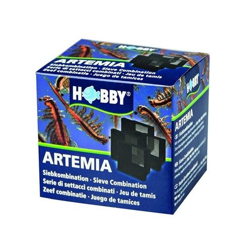 SET 4p TAMIS HOBBY pour artémia