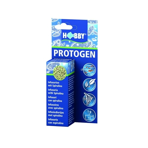 PROTOGEN infusoires 20ml  HOBBY