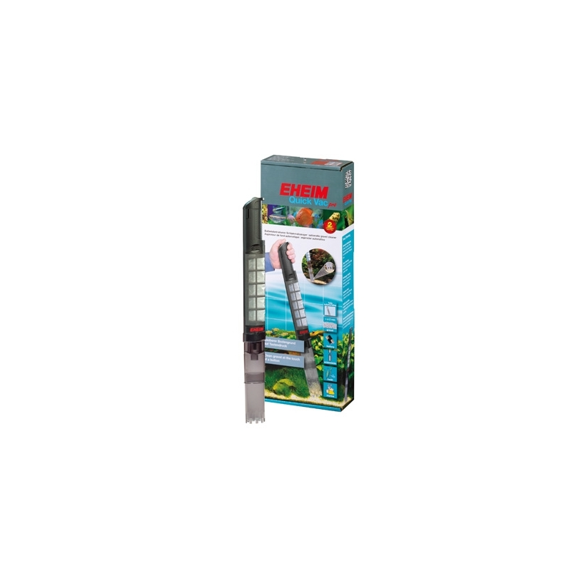 Aspirateur eh de fond hardy dewerse for Aspirateur fond aquarium