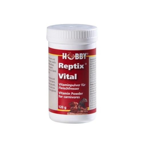 REPTIX VITAL  120gr -HB