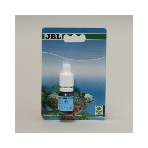 TEST JBL recharge PH 6,0-7,6 ----