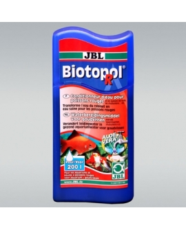BIOTOPOL R 100ml poisson rouge
