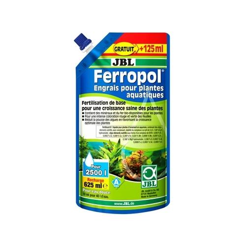FERROPOL recharge 500+125ml offert