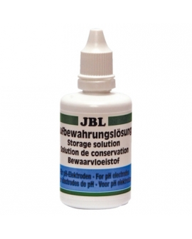 Solution de conservation 50ml JBL pour electrode