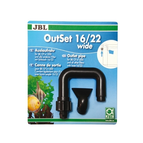 Canne JBL OutSet wide pour CP e1501