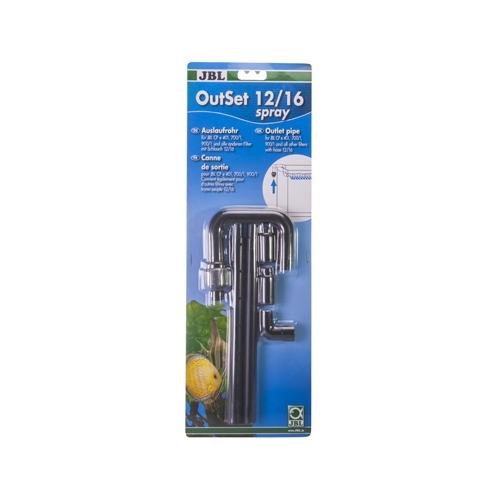 Canne JBL OutSet spray pour CP e401/701/e901