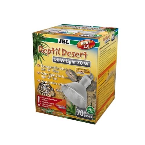LAMPE Reptil Desert L-U-W light alu 70w JBL