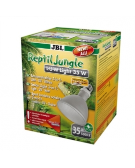 *LAMPE Reptil Jungle L-U-W light alu 35w JBL (sur commande 2pc)