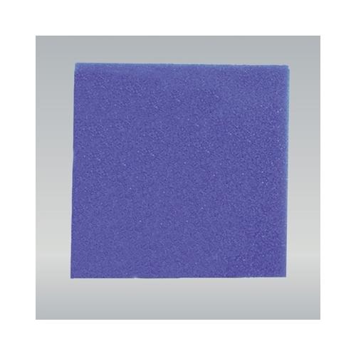 MOUSSE FILTRANTE BLEUE LARGE 50x50x5cm JBL