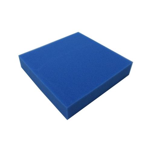 MOUSSE FILTRANTE BLEUE FINE 50x50x10cm JBL