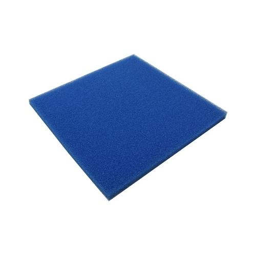 MOUSSE FILTRANTE BLEUE LARGE 50x50x2.5cm JBL