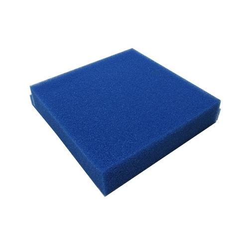 MOUSSE FILTRANTE BLEUE LARGE 50x50x10cm JBL