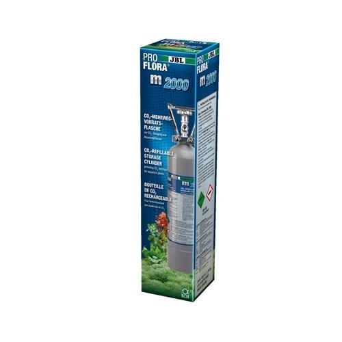 PROFLORA m2000 SILVER (CO2 bouteille)