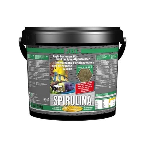 SPIRULINA  5.5L  ED/EM flocons