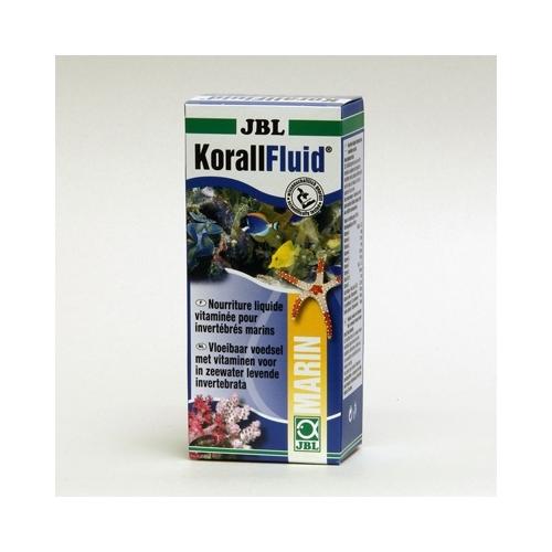 *KORALL FLUID  JBL  100ml (sur commande x 6)