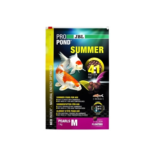 *ProPond Summer M 1.0kg JBL (sur commande)