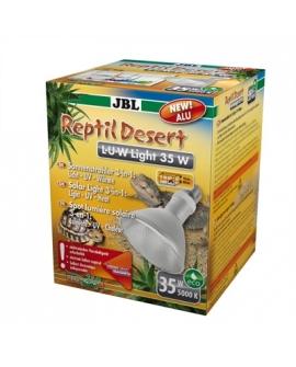 *LAMPE Reptil Desert L-U-W light alu 35w JBL (sur commande 2pc)