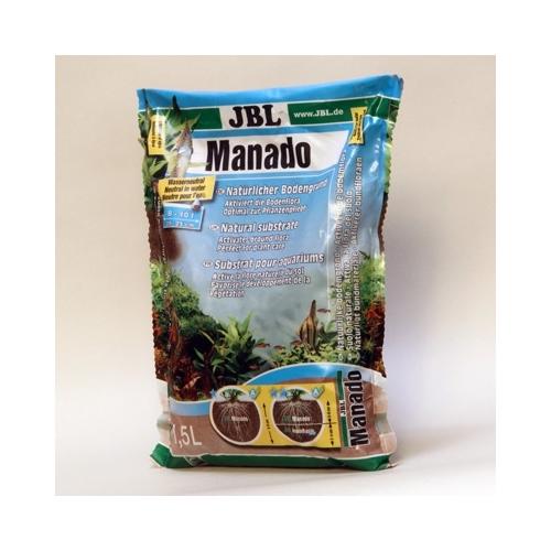 MANADO 1,5L JBL substrat sol naturel