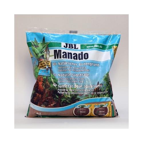 MANADO 3L JBL substrat sol naturel