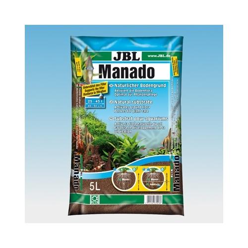 MANADO 5L JBL substrat sol naturel