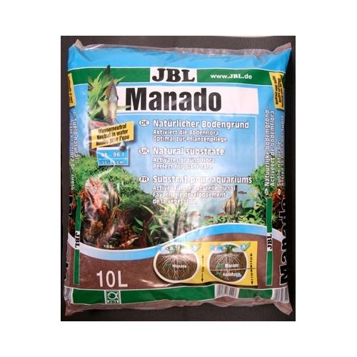 MANADO 10L JBL substrat sol naturel