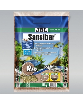 SANSIBAR RED 5kg JBL